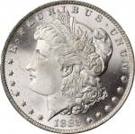 1885-O Morgan Silver Dollar. MS-67+ (PCGS).
