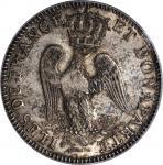 ISLE DE FRANCE. 10 Livres, 1810. PCGS AU-50 Gold Shield.