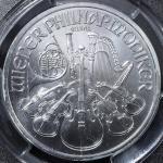 AUSTRIA Republic オーストリア共和国 1-1/2Euro 2012 PCGS-MS69 UNC
