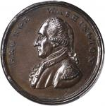 Undated (1795) Liberty and Security Penny. Musante GW-45, Baker-30, W-11050. Copper. Lettered Edge.
