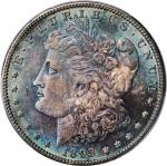 1893 Morgan Silver Dollar. MS-64 (PCGS). CAC.