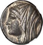 SICILY. Syracuse. Hieron II, 275-215 B.C. AR 16 Litrae (13.20 gms), ca. 240-215/4 B.C. NGC EF, Strik