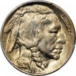 1920-S Buffalo Nickel. MS-65+ (PCGS).