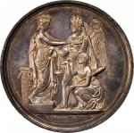 1853 Exhibition of the Industry of All Nations Award Medal. By Charles Cushing Wright. Julian AM-16,