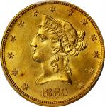 1880-O Liberty Eagle. MS-64 (PCGS). Secure Holder.