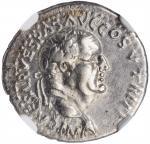 VESPASIAN, A.D. 69-79. AR Denarius, Ephesus Mint, A.D. 74. NGC Ch VF. Brushed.