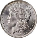1888-O Morgan Silver Dollar. MS-65 (PCGS). CAC. OGH.