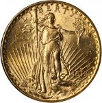 1913-S Saint-Gaudens Double Eagle. MS-64 (NGC).