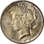 1928 Peace Silver Dollar. MS-66 (PCGS). CAC.