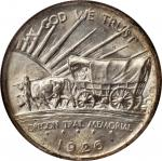1926 Oregon Trail Memorial. MS-63 (NGC). CAC. OH.