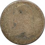 1820 Capped Bust Dime. JR-Unattributable. Large 0. Poor-1 (PCGS). CAC.