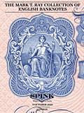 SPINK2020年10月伦敦-英国纸钞