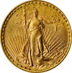 1924-S Saint-Gaudens Double Eagle. MS-62 (PCGS).
