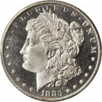 1883-O Morgan Silver Dollar. MS-66 DMPL (PCGS). CAC.