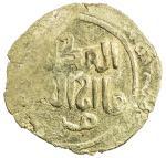 ILKHAN: Anonymous Qaan al-Adil, ca. 1260-1280, AV dinar (2.86g), al-Madinat Marw, AH67x, A-G2132, al