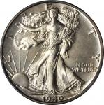 1940 Walking Liberty Half Dollar. Proof-66+ (PCGS).