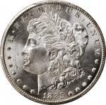 1885-CC Morgan Silver Dollar. MS-66 (PCGS).