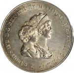 ITALY. Tuscany. 10 Lire, 1807. Florence Mint. PCGS MS-64 Secure Holder.