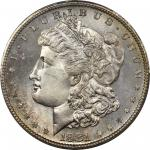 1881-S Morgan Silver Dollar. MS-68 PL (PCGS). Retro OGH.