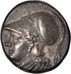 SICILY. Syracuse. Fifth Democracy, 214-212 B.C. AR 8 Litrae (6.65 gms).