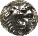 MACEDON. Kingdom of Macedon. Philip III, 323-317 B.C. AR Drachm, Uncertain Mint, ca. 323-317 B.C. NG