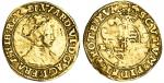 Edward VI (1547-53), Crown, Tower I, second period, 2.52g, mm. swan, edward vi d g agl fra z hib rex