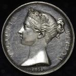 GREAT Britain イギリス AR Decoration 1854 mount removed 12時にマウント外し跡 EF