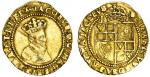 James I (1603-25), Crown, second coinage, 2.39g, mm. coronet (rev. over grapes), iacobvs?d! g! mag!