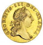 1763年乔治三世金币 NGC PF 63