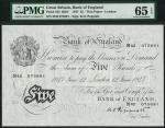 Bank of England, Kenneth Oswald Peppiatt (1934-1949), 」5 (2), London 12 June 1947, serial number M42