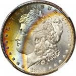 1882-CC Morgan Silver Dollar. MS-67 * (NGC).