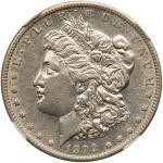 1892-S Morgan Dollar. NGC EF45