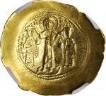ROMANUS IV, 1068-1071. AV Histamenon Nomisma (4.30 gms), Constantinople Mint.