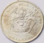 北洋造光绪34年七钱二分 美品