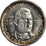 1948-S Booker T. Washington Memorial. MS-67+ * (NGC). CAC.