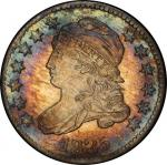 1825 Capped Bust Dime. John Reich-1. Rarity-4. Mint State-65 (PCGS).