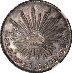 墨西哥。瓜达拉哈拉。1894年8雷阿尔。