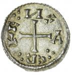 Danelaw, Viking Kingdoms, Cnut of Northumbria (c. 900-905), Penny, 1.34g, 6h,  [York], C N V T R E X
