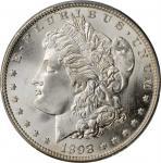 1898-O Morgan Silver Dollar. MS-67 (PCGS).
