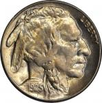 1925-S Buffalo Nickel. MS-65 (PCGS). OGH--First Generation.