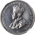 海峡殖民地1920年一圆银币。