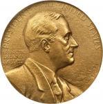 1936年美国化验委员会奖章 NGC MS 68