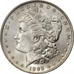 1892-O Morgan Silver Dollar. MS-65 (PCGS). CAC. OGH.