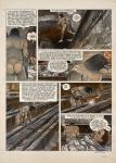 Enki BILALEnki BILAL Ne en 1951NIKOPOL - TOME 1LA FOIRE AUX IMMORTELSEncre de Chine et gouache sur p