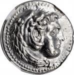MACEDON. Kingdom of Macedon. Alexander III (the Great), 336-323 B.C. AR Tetradrachm (16.67 gms), Bab
