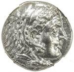 MACEDONIAN KINGDOM: Alexander III, the Great, 336-323 BC, AR tetradrachm 4016。95g41, Ekbatana, Price