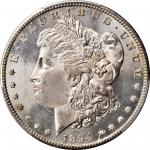 1894-S Morgan Silver Dollar. MS-65 (PCGS). CAC.