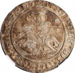 BELGIUM. Liege. Patard, (14)78. Hasselt Mint. Louis de Bourbon. NGC EF-40.