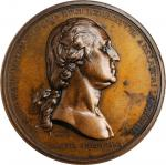 """Washington Before Boston medal. Fourth Paris Mint issue(ca. 1860-1879). First Issued """"Original"""" Obve"""