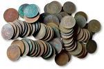 中华民国铜元一组约共260枚 极美